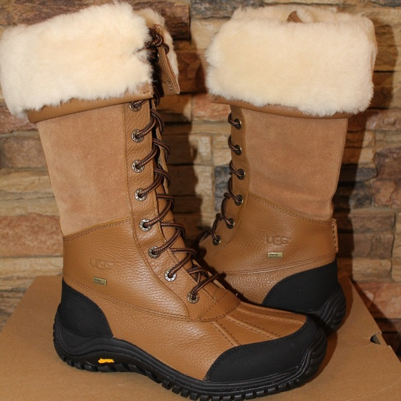 2bf8a90d28c Boots Leather Ugg Poshmark Shoes Tall Adirondack Waterproof xXxOfvq